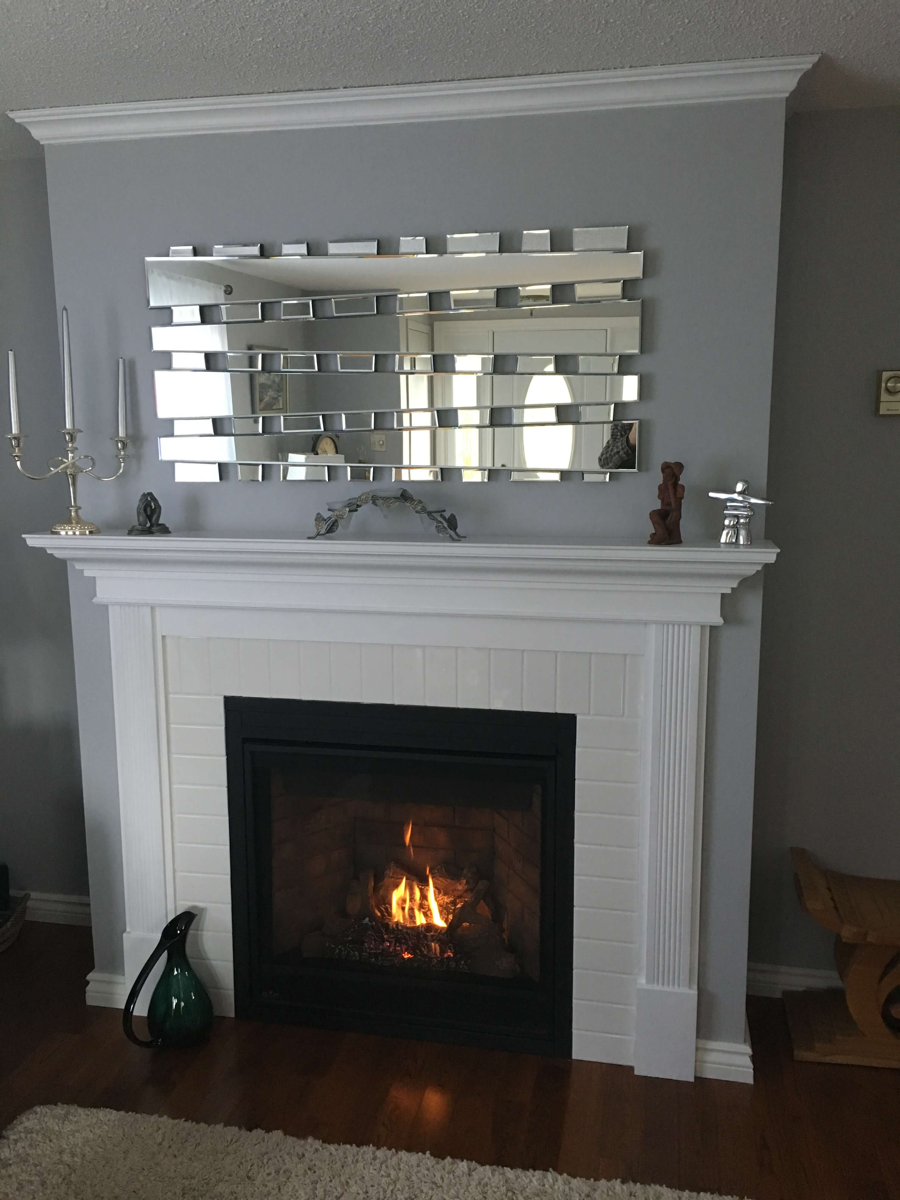 Fireplace and Hearth